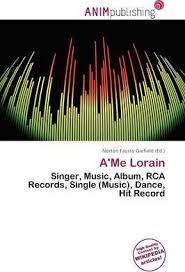 A'Me Lorain : Norton Fausto Garfield : 9786135751154