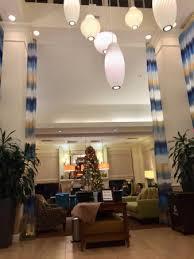 hotel lobby btw smells wonderful when