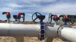 How To Install An Air Release Valve In An Irrigation Pipeline Bermad