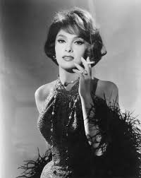 Gina Lollobrigida 1961 - Photographic print for sale