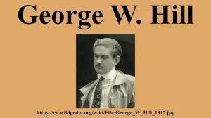 George W. Hill - YouTube
