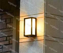 2020 led outdoor wall lamp e27 led wall