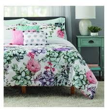 garden fl bed in a bag bedding king