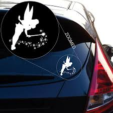 1 X Powered By Bitch Dust Car Bumper Decal Sticker Tinkerbell Fairy Archives Statelegals Staradvertiser Com