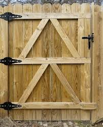 What To Do When Your Gate Starts Sticking Rustic Fence Fence Company Serving Dallas Fort Worth