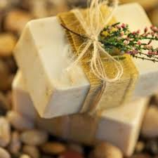 packaging homemade soap