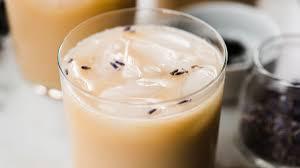 iced london fog earl grey tea latte