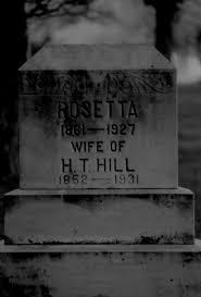 Rosetta Adela Decker Hill (1861-1927) - Find A Grave Memorial