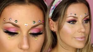 festival makeup tutorial deutsch