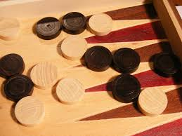 backgammon game of luck and skill