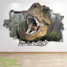1stop Graphics Shop Dinosaur Wall Sticke Buy Online In Guernsey At Desertcart