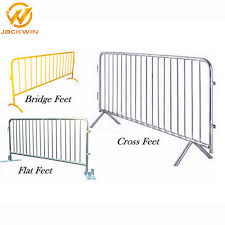 China Stainless Steel Tube Traffic Barrier Temporary Traffic Barrier Temporary Fence China Temporary Traffic Barrier Road Barrier