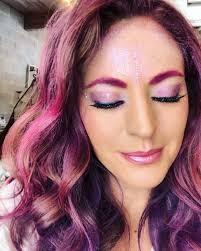 unicorn makeup tutorial lush to blush