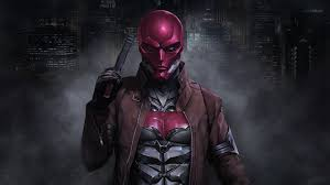 red hood 4k artist wallpapers