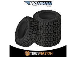 4 New Ironman All Country M T 275 65 18 123 120q Mud Terrain Tire Newegg Com