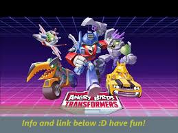 Latest (July 2k15) Angry Birds Transformers v1.5.18 (ios) Apk + ...