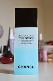 chanel eye makeup remover reviews