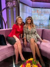 """Ashleigh Banfield on Twitter: """"Catch @WendyWilliams today at 10am as we  cover some #HotTopics like @azizansari sexual misconduct allegations &  disgraced ex-USA gymnastics doctor Larry Nassar! Thanks Wendy!!!!…  https://t.co/1YMyC94je1"""""""