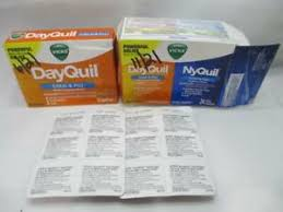 vicks dayquil nyquil cold flu day