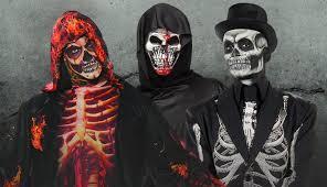 skeleton reaper for halloween