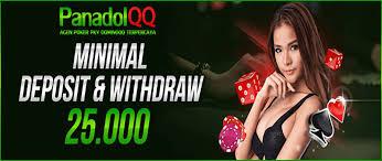 PanadolQQ | Situs Judi Bandarqq Dominobet Pkv Games Online