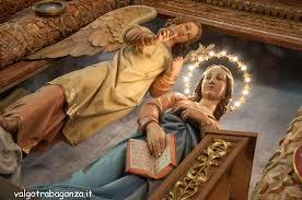 Santa Messa: Annunciazione del Signore (25 marzo) Tombeto Albareto ...