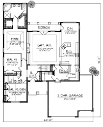 house plan 73042 one story style with