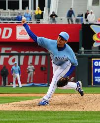 Royals closer Joakim Soria named 2010 Bruce Rice Pitcher of the ...