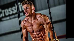 ifbb physique pro abs and arms workout