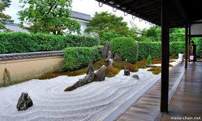 history of the japanese zen garden
