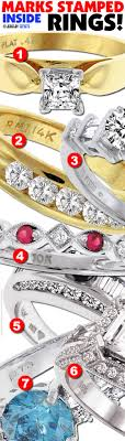 marks sted inside rings jewelry