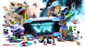 playstation vr exclusive the playroom