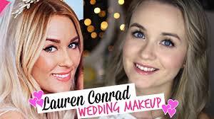 lauren conrad wedding makeup