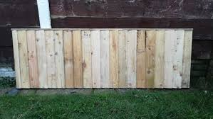 6x2 Heavy Duty Feather Edge Fence Panels In Walsall For 5 00 For Sale Shpock