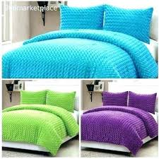 teal blue bedding sets purple awesome