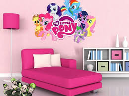 My Little Pony Wall Decals Nz For Girls Design Canada Large Walmart Boys Kids Vamosrayos