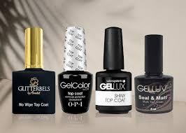 gel top coats for professionals