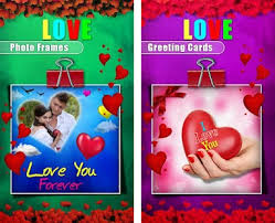 photo frames gifs and love greetings