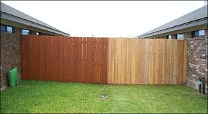 Stain Wood Fence Colors Woodsinfo