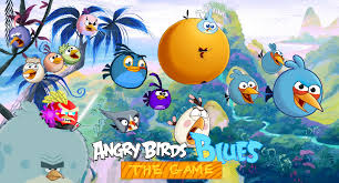 Angry Birds Blues: The Game | Angry Birds Fanon Wiki