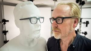 Adam Savage Gets Scanned and Replicated in Foam! - YouTube
