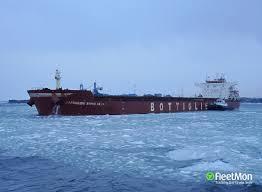 Vessel BOTTIGLIERI SOPHIE GREEN (Bulk carrier) IMO 9471630, MMSI ...