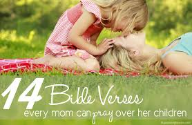 scriptures to pray over your unborn baby and other children