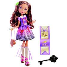Công chúa người gỗ Ever After High Cedar Wood Doll