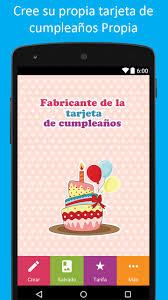 Tarjeta De Cumpleanos For Android Apk Download