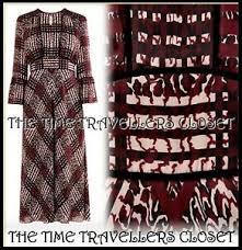 rare dr alys ruby silk maxi dress
