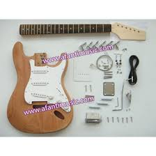 build your own strat electric guitar