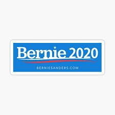 Bernie 2020 Stickers Redbubble