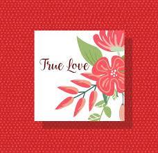 true love free vector art