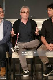 Executive producers Aaron Harberts and Alex Kurtzman, and actor James...  News Photo - Getty Images